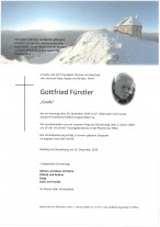 Gottfried Fürstler