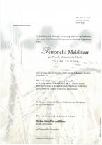 9563 Gnesau, Petronella Meislitzer, 22.10.2019